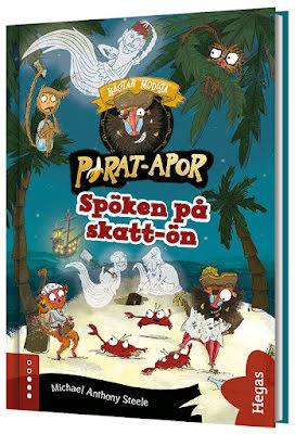 Pirat-apor 3 - Spöken på skatt-ön