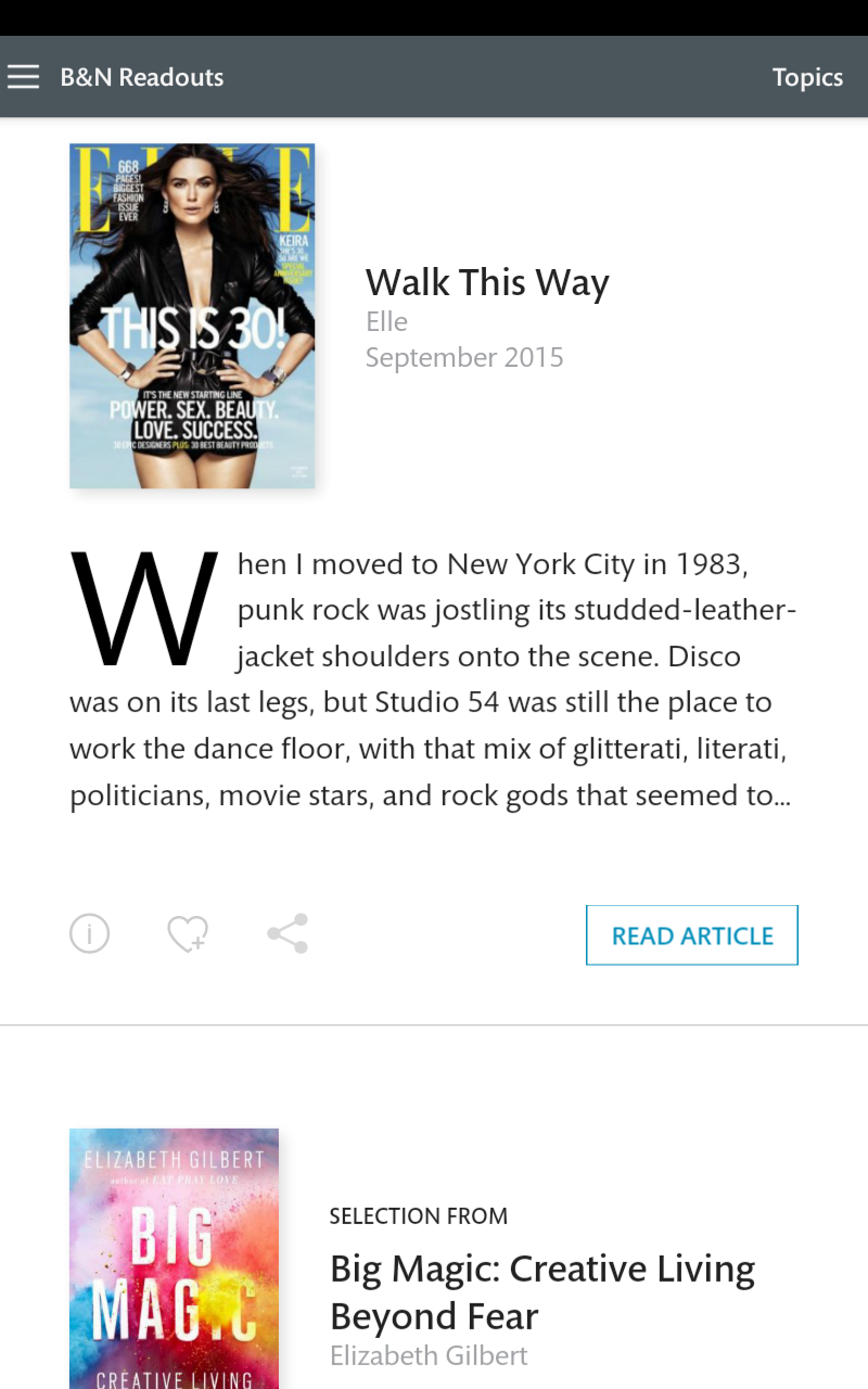 NOOK: Read eBooks & Magazines screenshot #21