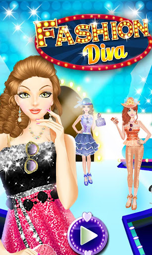 Fashion Diva Makeover Salon