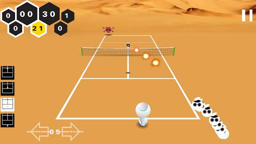 Alien Tennis|玩體育競技App免費|玩APPs