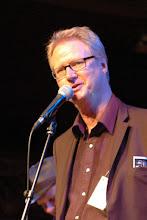 Photo: Lars Mellqvist (torsdagens och fredagens konferencier)  fredag 1 juli 2011 Stora Teatern, Göteborg