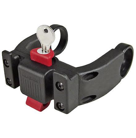 KLICKfix Sykkelstyreadapter E for Ø22-26mm og Ø31,8mm med lås