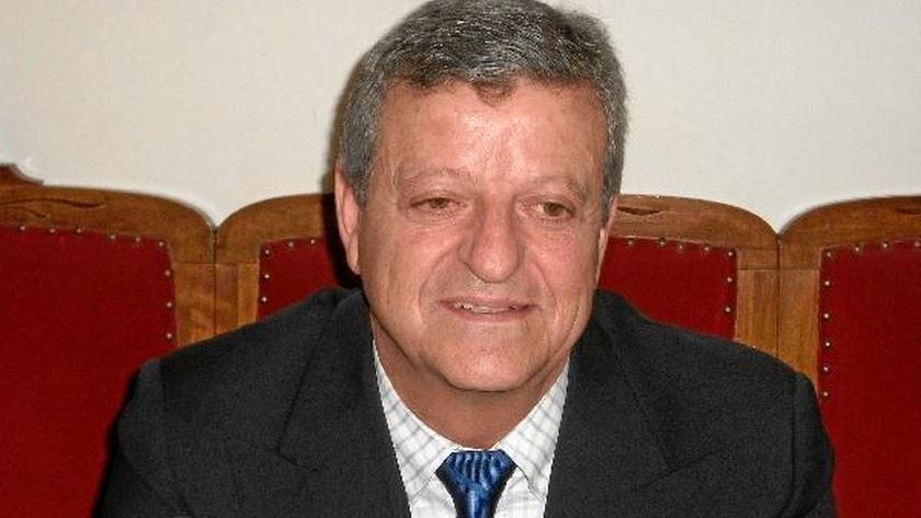 El alcalde de Vélez-Rubio, Miguel Martínez-Carlón.