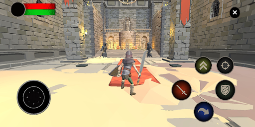 Code Triche Battle Of Polygon Warriors APK MOD screenshots 3