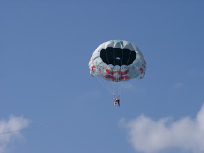 Photo: Parasailing