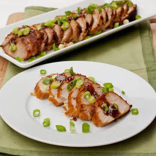 Asian Marinated Pork Tenderloin.