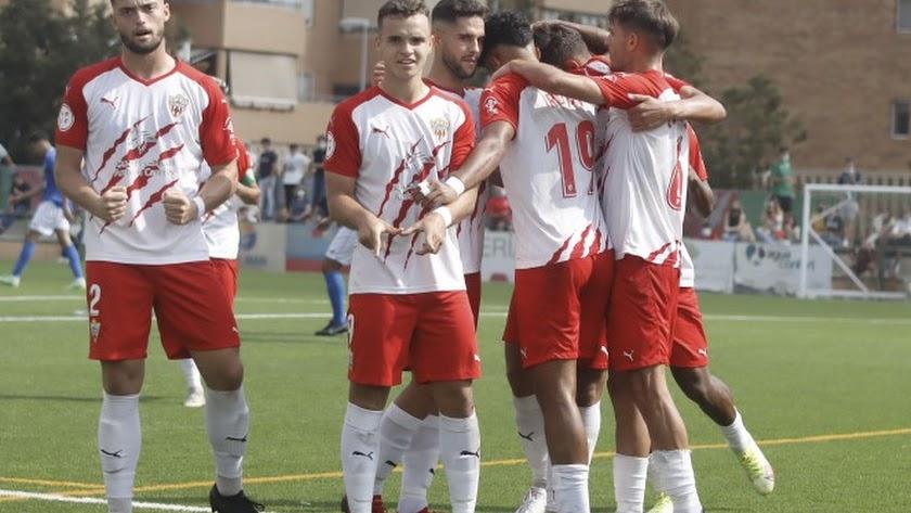 Los canteranos del Almería vuelven al Tito Pedro.