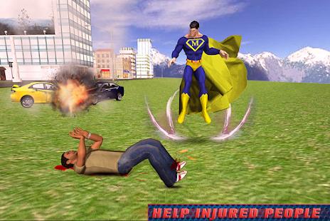 Super Hero Crime Bitva - náhled