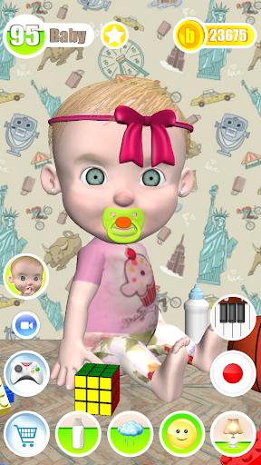 My Baby 2 (Virtual Pet) 2.6.3 screenshots 2