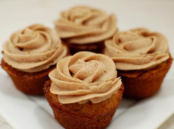 Snickerdoodle Cupcakes W/cinnamon Buttercream Frosting Recipe