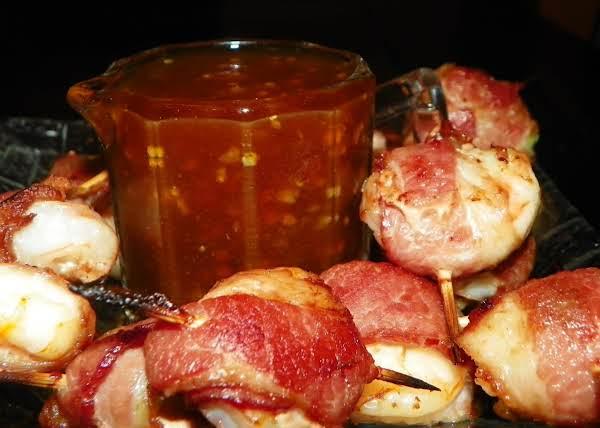 Grilled Shrimp Dim Sum