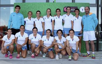 Photo: Selección #pádel Extremadura