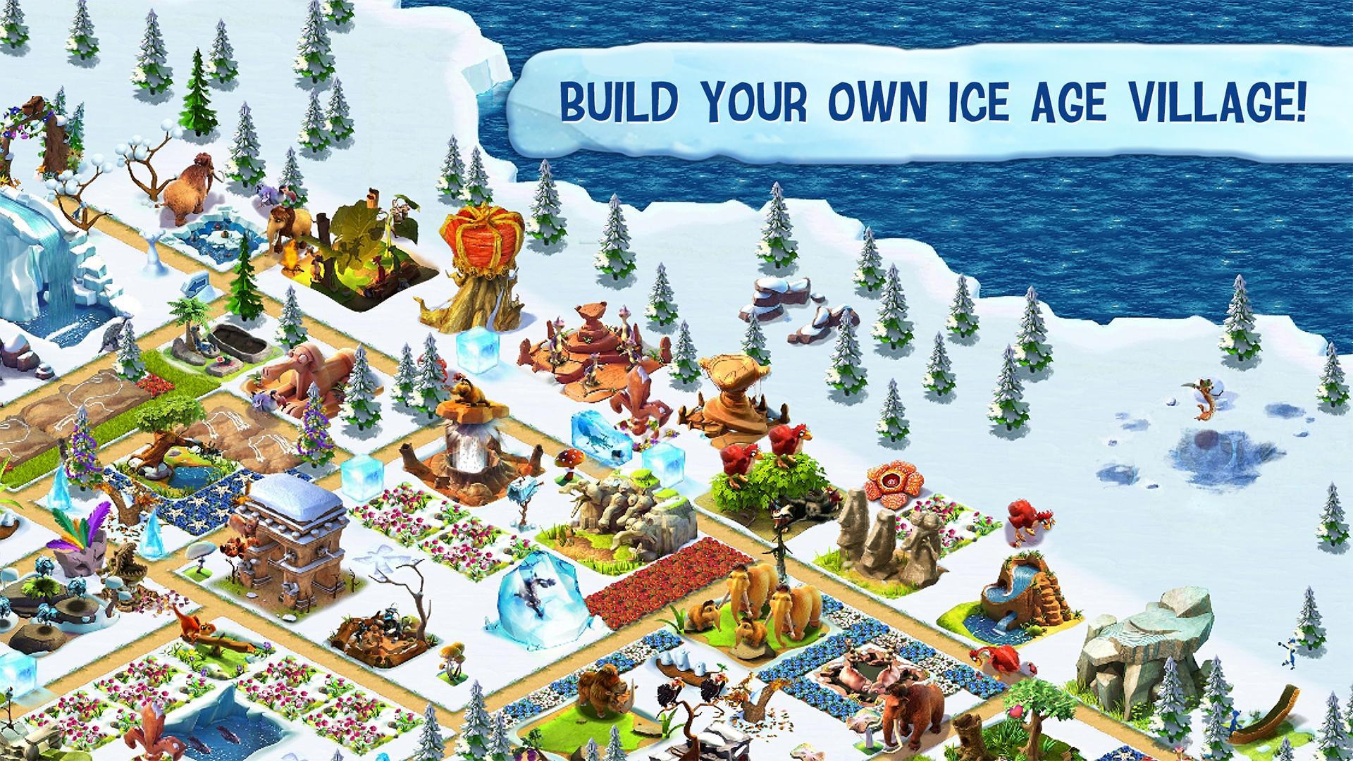 Ice Age Village screenshot #13