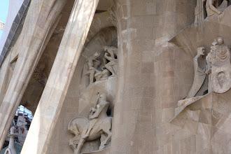 Photo: Barcelone, Sagrada Familia