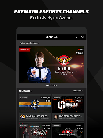 Azubu TV 1.7.5.88 screenshot 300063