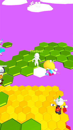Do Not Fall .io modavailable screenshots 4