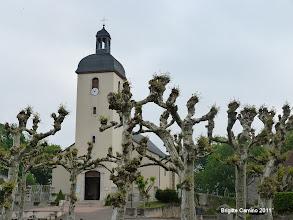 Photo: Eglise de Castelnau-Camblong
