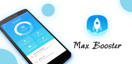 Max Booster - Optimize your phone fast and great APK