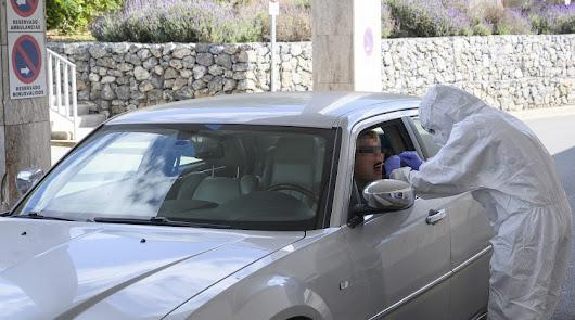 Subida en Almería: 13 casos de Covid en tres días, casi todos en el Poniente