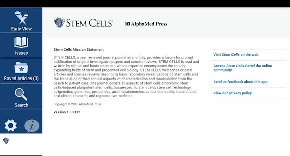 STEM CELLS- screenshot thumbnail
