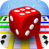Smart Ludo Multiplayer - 3D Dice
