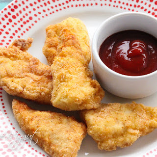 Gluten Free Crispy Chicken Tenders