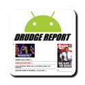 Drudge Report on Droid icon