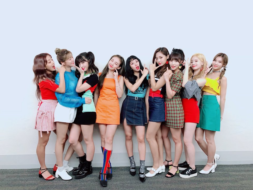 twice backstage