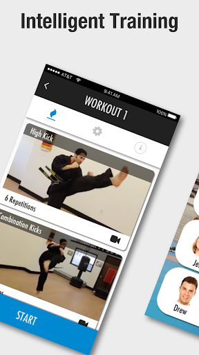 Karate Training screenshots 3