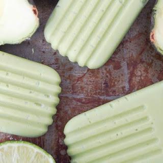 Avocado Paletas (Mexican Avocado Ice Pops) Recipe