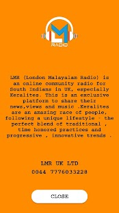 LMR (London Malayalam Radio )- screenshot thumbnail