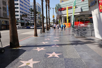 Photo: Hollywood Walk Of Fame