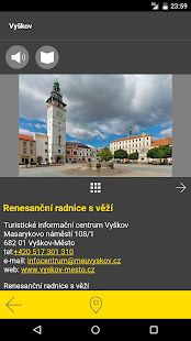 Vyškov - audio tour- screenshot thumbnail