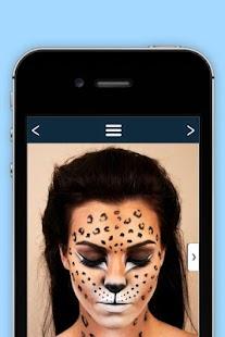 2015 Halloween Makeup - náhled