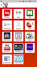 All Social Networks and News Media screenshot thumbnail