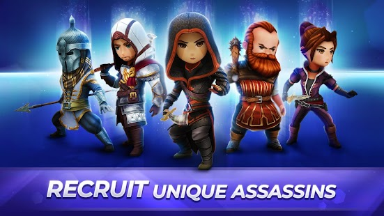 Assassin's Creed Rebellion: Adventure RPG Screenshot