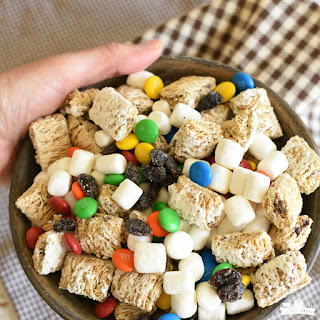 S'mores Trail Mix {Plus a Farm Story}.