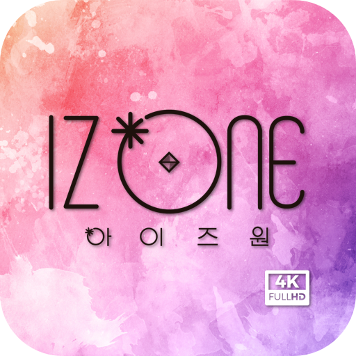 IZONE Wallpaper - LockScreen, KPOP icon