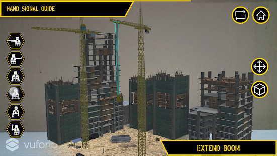Download Tower Crane AR For PC Windows and Mac apk screenshot 6
