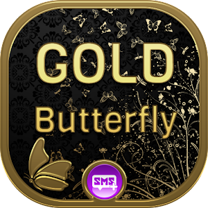 Gold Butterfly SMS