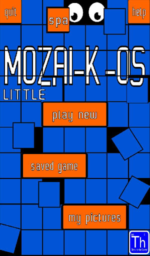 Puzzle game, MozaiKos little. android2mod screenshots 9