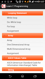 Learn C Programming App Download For Android 3