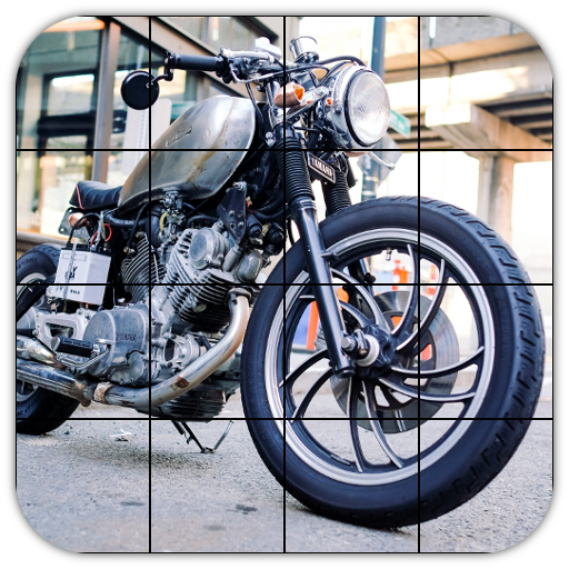 Tile Puzzles · Motorcycles