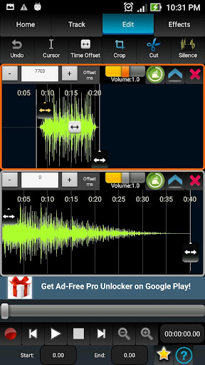 AudioDroid : Audio Mix Studio 2.8.3 screenshots 5