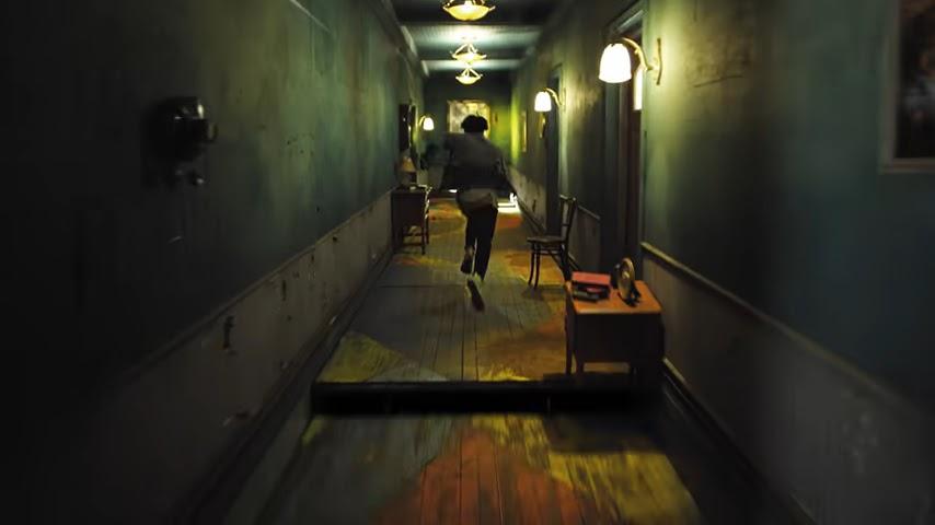 hallwayrun