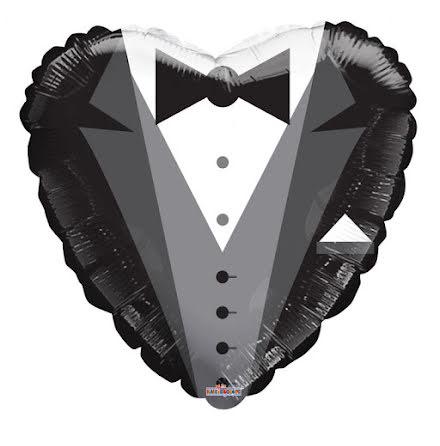 Folieballong - Kostym