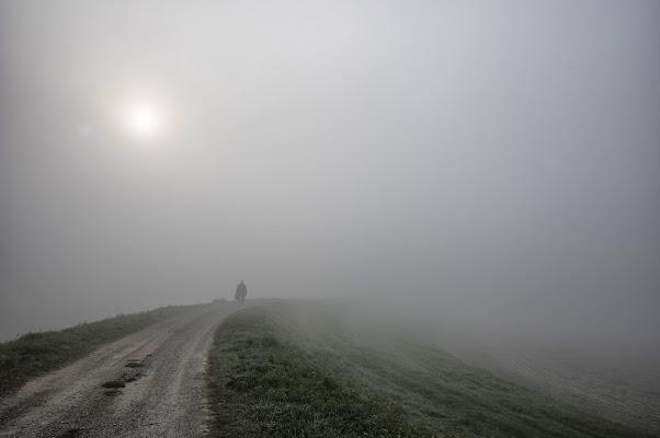 La strada della solitudine di Roberto Simonazzi