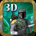 Exoland 3D icon