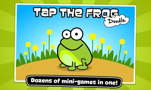 Tap the Frog: Doodle screenshot 5