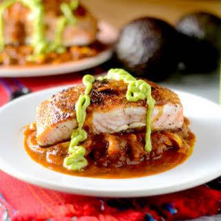 Mexican Salmon Recipes.